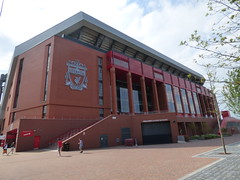 Liverpool FC Anfield Stadium Walkaround Liverpool May 2018 G (symonmreynolds) Tags: liverpoolfc anfieldstadium walkaround football soccer ynwa youllneverwalkalone liverpool may 2018