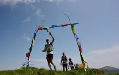 IMG_5896 (Marcia dei Tori) Tags: 2018 montespigolino italy skyrun marciadeitori mdt2018 caicarpi appennino appenninomodenese januacoeli paololottini running mountain italia emiliaromagna run sky flag tibetanflag
