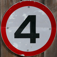 number 4 (Leo Reynolds) Tags: xleol30x squaredcircle panasonic lumix fz1000 4 four onedigit number xsquarex xx2018xx
