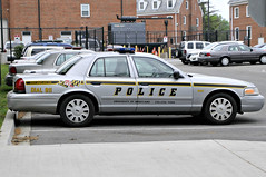 Patrol Vehicle (Throwingbull) Tags: college park maryland md city town incorporated municipal municipality police dept department law enforcement first responder responders cruiser car vehicle