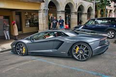 Lamborghini Aventador_5080 (lucbarre) Tags: automobile prestige luxe voiture italienne sprot vitesse speed car cars lamborghini aventador revel