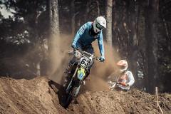 #63 Aramowicz (mwisniewski91) Tags: mx motocross motorbike bike biker dirtbike offroad motorsport sport action nikon motion motorcycle track racing racetrack forest