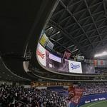 ナゴヤドームオープン戦中日対楽天戦 thumbnail