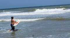 Bring It On!!!!!!! (Andy Zito) Tags: bring it surfer boy young carrying surf board heading waves ocean beach myrtle south carolina