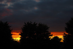 D13657.  Dramatic Sky. (Ron Fisher) Tags: sunset cloud sky dusk pentax pentaxkx greatbritain gb unitedkingdom uk europe