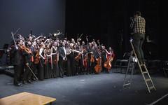 DSC_0633 (fotografia.ofca) Tags: cameratamusicalis guillermorelaño schuman sinfonía cuarta teatro nuevoapolo especial ¿porqueesespecial concierto nikon d90 orquesta