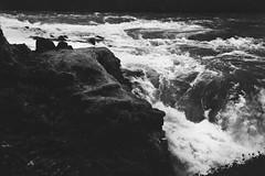 (Fahad0850) Tags: leica m m240 nature waterfalls iceland bw blackandwhite