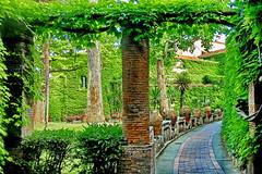 Ravello, Villa Cimbrone Garden