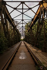 Puente | Bridge (nrbargo) Tags: puente bridge arquitectura architeture estructura infraestructura airelibre simetria canon canon750d canonistas ferrocarril rio river león labañeza castillayleon duerna ríoduerna