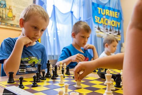 VIII Szachowe Mistrzostwa Przedszkola Nr 4-79