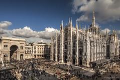 El Dom De Milan (serbosca) Tags: duomo milano church nikon d90 italy