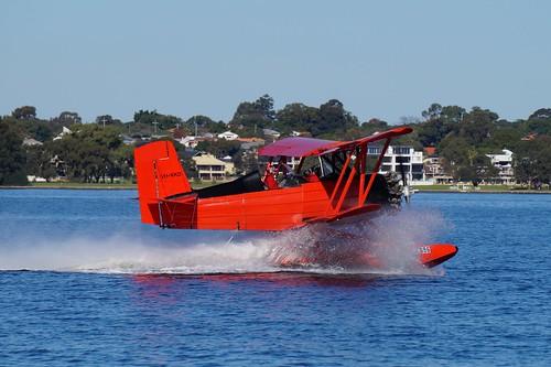 VH-KKD Grumman American Aviation G164 Ag-cat
