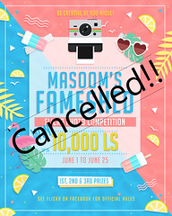 [[Masoom]] photocontest cancelled (AmberChaudry Corpur : Owner of [[ Masoom ]]) Tags: alina fameshed flickr competition contest cancelled
