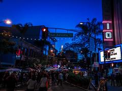 Sofa district, San Jose (flrent) Tags: sj california south bay san jose district sofa market art night city 1st street
