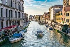 Venice... (Gorky1985) Tags: venice venedig italy channel water wasser boat building nikon nikkor landscape landschaft d5300 18105 farbe colors goran cosic