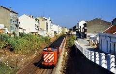 1999  54094  P (Maarten van der Velden) Tags: portugal baixadabanheira cp cp1423 englishelectric cp1400class sub17210