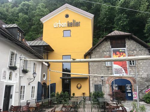 Salzburg 2018 - Urbankeller