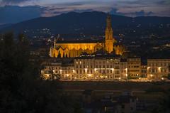 Basilique Santa Croce (Philippe RICHARD 37) Tags: italie toscane florence firenze arno ponte vecchio le duomo cathédrale santa maria del fiore palazzo basilique croce 2018 pentax k5ii