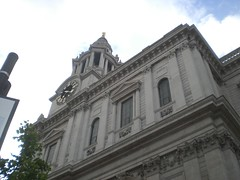 St Paul's Cathedral (Rckr88) Tags: london unitedkingdom united kingdom st pauls cathedral stpaulscathedral church churches columns column architecture ancient england europe greatbritain great britain building buildings travel travelling