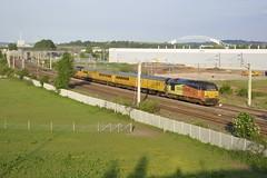 67027 (8A.Rail) Tags: 67027 67023 colas 1q30 ditton nmt