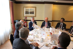 07-06-2018 Exclusive Luncheon with Secretary of State Pieter De Crem - DSC08962