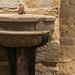 Pica beneitera de l'església vella de la Guàrdia d'Urgell