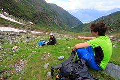 Debriefing (Roveclimb) Tags: alps alpi montagna orobie mountain escursionismo hiking arigna valdarigna ghiacciaiodellupo valtellina ponteinvaltellina sgl servizioglaciologicolombardo snow neve schnee
