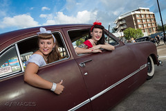 Hamilton Hotel (evvvvan) Tags: brisbane australia qld queensland hamiltonhotel carshow ratstattsnpinups kingpinkuztums model pinup girl rockabilly kulture beauty 4vimages promogirl cute stunning portrait tattoo tattoos tattooedgirls ink inked tamronsp2470mmf28divcusdg2 ford singlespinner classic brookemorganmodelling katarinasinmodel
