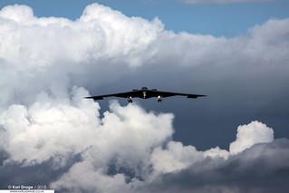 82-1069/WM - Northrop B-2A Spirit - 393rd BS, 509th BW, ACC, USAF