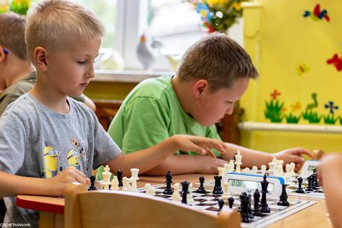 V Turniej Szachowy o Mistrzostwo Przedszkola Miejskiego Nr 1-38