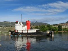 2018 05 29a Penticton Morning Walk 12 (Blake Handley) Tags: blake marla blamar penticton bc britishcolumbia morningwalk canada lakefront boats ships