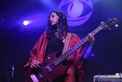 Psychic Ills (Elizabeth Hart) (oscarinn) Tags: elizabethhart mexico music bassist psychicills foroindierocks foroir df cdmx mexicocity live