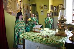 День Святой Троицы в Троицком-Кайнарджи
