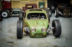 Scratchbuilt Sand Scorcher Volkswagen RCratrod Part 1; Patina & Chassis Fab-2 (Strangely Different) Tags: volksrod rcratrod ratrod rcengineering tinytrucks scaler scalerc rc4wd tamiya sandscorcher volkswagen vw bug beetle hobby rccar crawler kustom patina fabrication