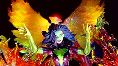The DARK PHOENIX (custombase) Tags: xmen marvellegends jeangrey darkphoenix figure fire effects dark phoenix toyphotography
