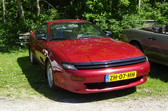 Toyota Celica (peterolthof) Tags: peterolthof klazienaveen oldtimerdag 652018 zh07hh
