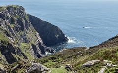 Slieve League (Ronan McCormick) Tags: ilobsterit canon ireland atlantic cliff donegal sliabhliag slieveleague teelin wildatlanticway