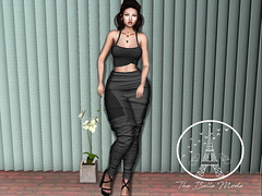 Dommenique (The Belle Mode) Tags: secondlife supernatural prey pacagaia