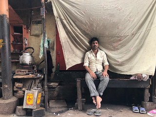 The Only Emperor is the Emperor of Street-Side Chai