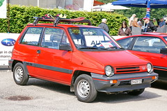 Honda Jazz 1983-86 21.5.2018 0320 (orangevolvobusdriver4u) Tags: 1978 2018 archiv2018 car auto klassik classic oldtimer honda japan hondajapan prelude schweiz suisse switzerland bleienbach hondajazz 1983