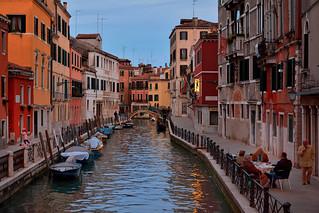 Venice : Rio Marin / Fondamenta Garzotti / Fondamenta Rio Marin