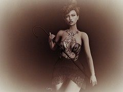 Velma...... (zaziaa resident) Tags: zk velma event vintagefair