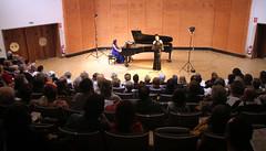 """AGUAS DE PRIMAVERA - LE PASQUÍN POÉTICO - MARTA ARCE, SOPRANO & ELISA RAPADO, PIANO - AUDITORIO """"ÁNGEL BARJA"""" CONSERVATORIO DE LEÓN 9.6.18 (juanluisgx) Tags: leon spain musica music concierto concert canto singing aguasdeprimavera martaarce soprano elisarapado piano klavier pianista lepasquinpoetico concejaliadeculturadelayuntamientodeleon ayuntamientodeleon conservatoriodeleon auditorioangelbarja"""