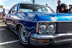 Chevrolet Impala (Sergio Nevado) Tags: chevrolet impala chevy coche clasico classic car blue azul barnout vitoria gasteiz alava araba pais vasco euskadi