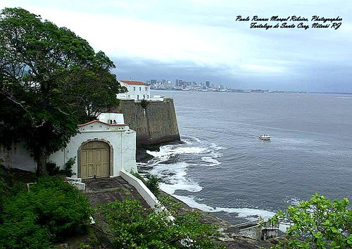 Fortress of Holy Cross, Niterói, Brazil