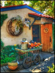 Show Stoppers! (Sherrianne100) Tags: southwest market colorful crafts tlaquepaque sedonaarizona arizona