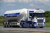 SCANIA R450 - A & R BURNETT Doune Stirling (scotrailm 63A) Tags: lorries trucks tankers