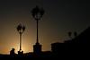 smorz'e' llights (♥iana♥) Tags: tramonto sunset viacaracciolo silouettes controluce backlights