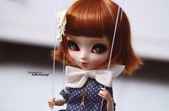 Leilani - Pullip Cassie (·Yuffie Kisaragi·) Tags: doll pullip cassie leilani obitsu rewigged