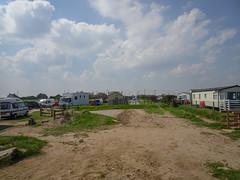Blue Bell car park (2) (Alan Rowley Photos) Tags: holderness kilnsea places england unitedkingdom gb